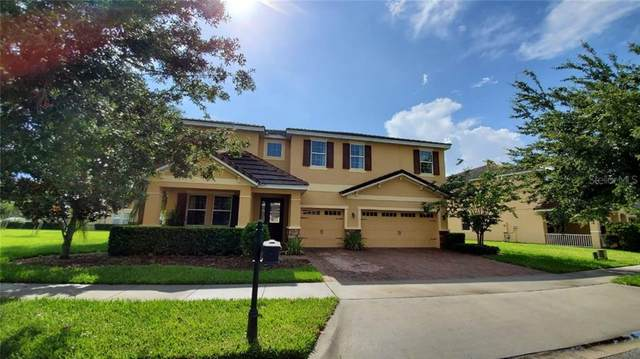 7594 Lake Albert Drive, Windermere, FL 34786 (MLS #O5867416) :: Armel Real Estate