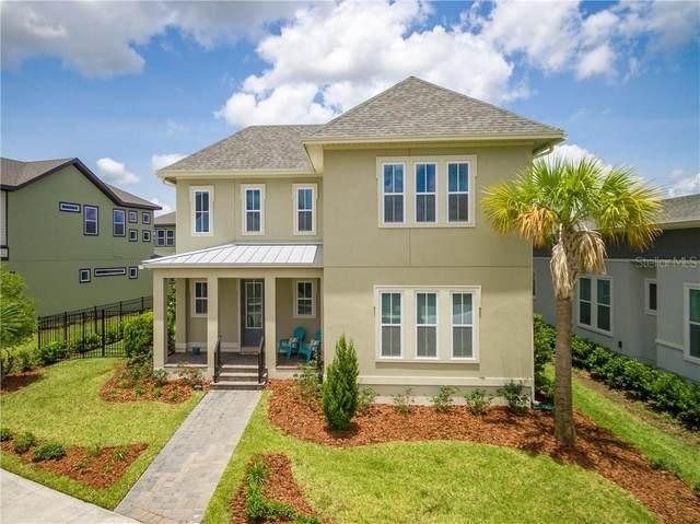 13018 Stoddart Avenue, Orlando, FL 32827 (MLS #O5867533) :: The Light Team