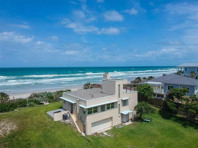 2737 S Atlantic Avenue, Daytona Beach Shores, FL 32118 (MLS #O5869102) :: Key Classic Realty