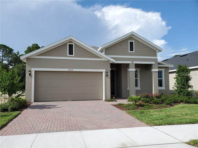 17912 Passionflower Circle, Clermont, FL 34714 (MLS #O5869259) :: Team Bohannon Keller Williams, Tampa Properties