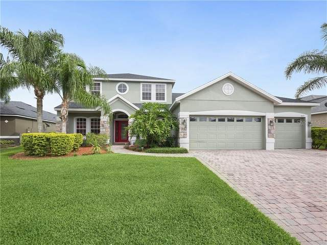 3835 Rustic Laurel Court, Oviedo, FL 32766 (MLS #O5869476) :: The Duncan Duo Team