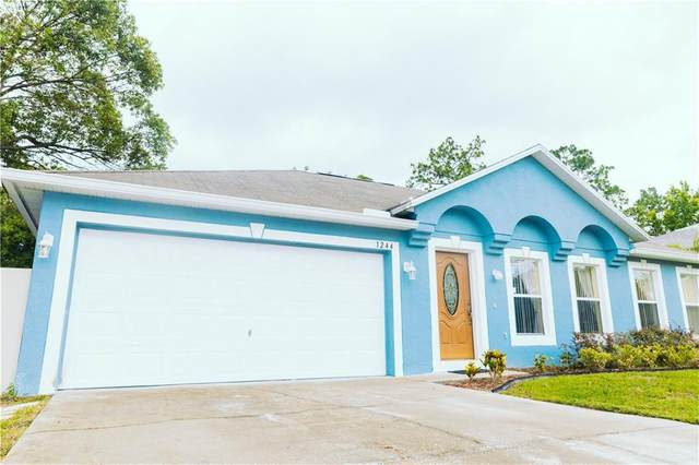 1244 Courtland Boulevard, Deltona, FL 32738 (MLS #O5869481) :: Premium Properties Real Estate Services