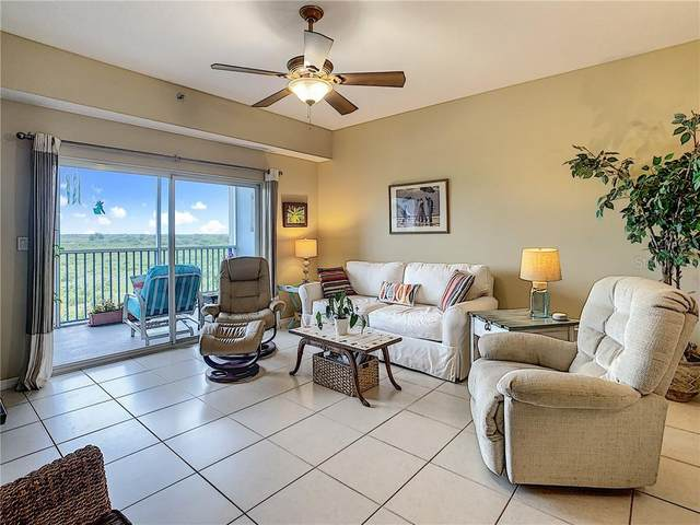 5300 S Atlantic Avenue #10505, New Smyrna Beach, FL 32169 (MLS #O5870228) :: Florida Life Real Estate Group