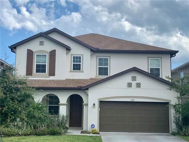 3169 Dark Sky Drive, Harmony, FL 34773 (MLS #O5870853) :: Your Florida House Team