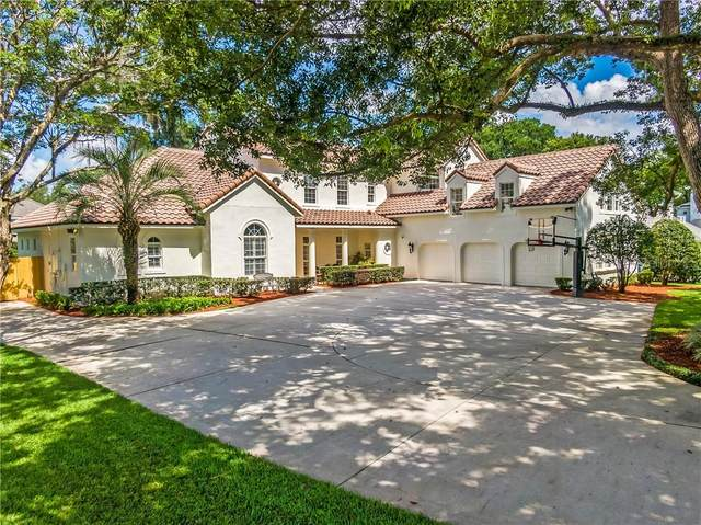 2235 Via Tuscany, Winter Park, FL 32789 (MLS #O5871156) :: The Duncan Duo Team