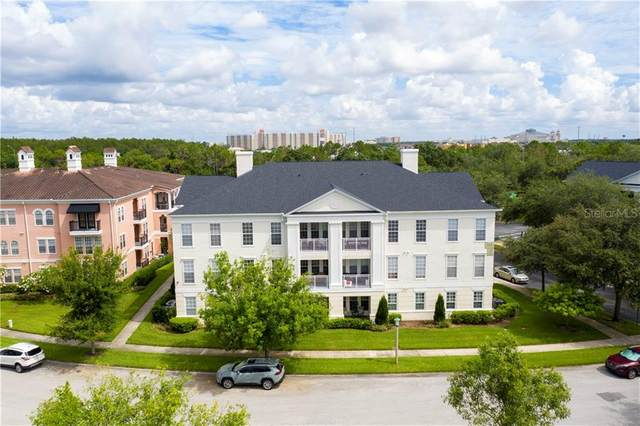 201 Longview Avenue #302, Celebration, FL 34747 (MLS #O5871816) :: Your Florida House Team