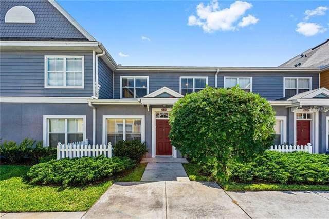 4600 Yellowgold Road W #104, Kissimmee, FL 34746 (MLS #O5872510) :: The Light Team