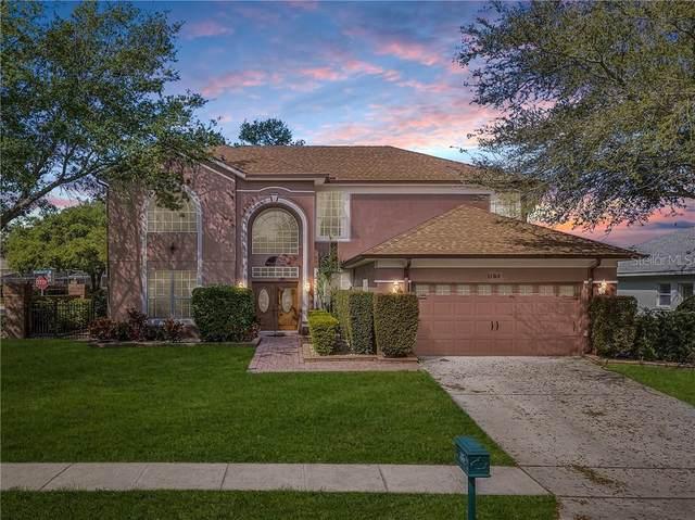 1183 Coastal Circle, Ocoee, FL 34761 (MLS #O5872786) :: Dalton Wade Real Estate Group