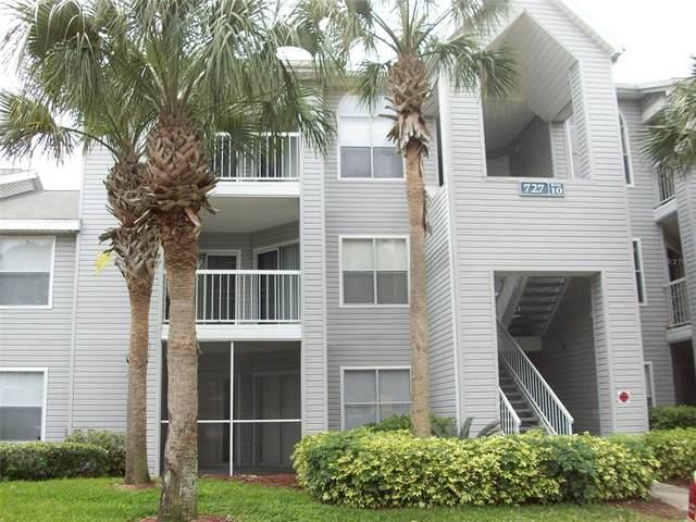 727 Sugar Bay Way #103, Lake Mary, FL 32746 (MLS #O5873390) :: The Brenda Wade Team