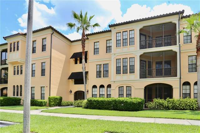 513 Mirasol Circle #106, Celebration, FL 34747 (MLS #O5873497) :: Cartwright Realty