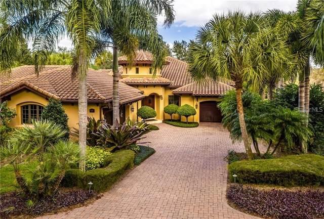9108 Isleworth Gardens Drive, Windermere, FL 34786 (MLS #O5873552) :: Florida Real Estate Sellers at Keller Williams Realty