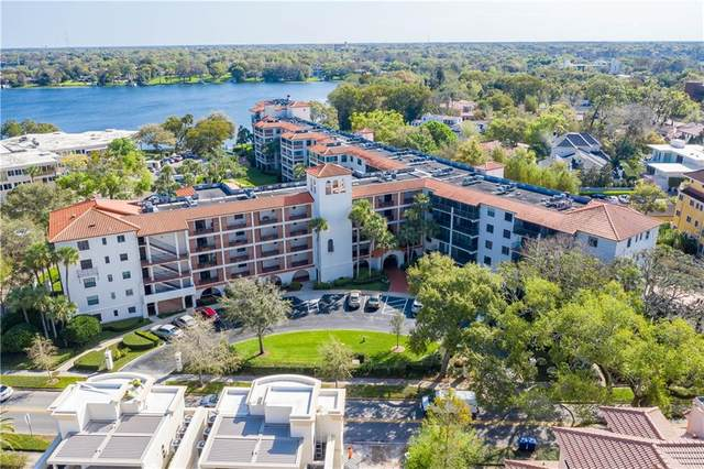 102 S Interlachen Avenue #509, Winter Park, FL 32789 (MLS #O5873564) :: KELLER WILLIAMS ELITE PARTNERS IV REALTY
