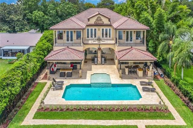 607 Prairie Lake Drive, Fern Park, FL 32730 (MLS #O5874054) :: Cartwright Realty