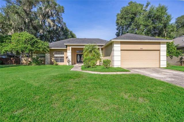 180 Forest Trail, Oviedo, FL 32765 (MLS #O5874592) :: Heckler Realty