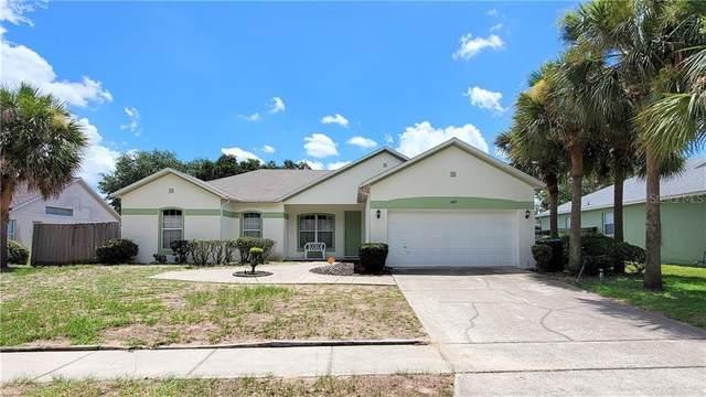 407 Canby Circle, Ocoee, FL 34761 (MLS #O5875467) :: Team Bohannon Keller Williams, Tampa Properties
