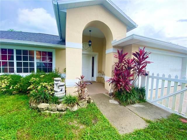 2657 E Juliet Drive, Deltona, FL 32738 (MLS #O5875807) :: Team Bohannon Keller Williams, Tampa Properties