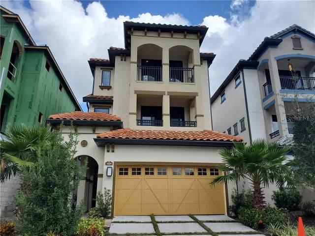 7669 Toscana Boulevard, Orlando, FL 32819 (MLS #O5876527) :: Griffin Group