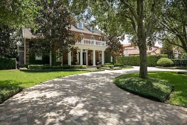 950 Bonita Drive, Winter Park, FL 32789 (MLS #O5876605) :: Florida Life Real Estate Group