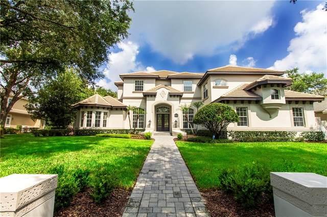 6030 Greatwater Drive #1, Windermere, FL 34786 (MLS #O5879138) :: Dalton Wade Real Estate Group