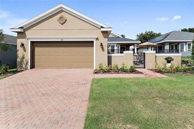 309 Silver Maple Road, Groveland, FL 34736 (MLS #O5880403) :: Burwell Real Estate
