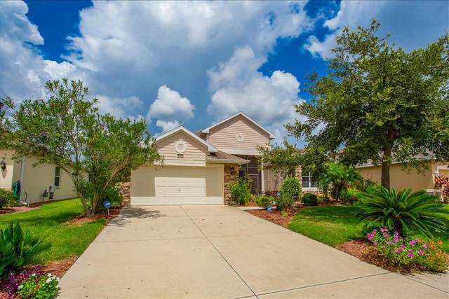8821 Bridgeport Bay Circle, Mount Dora, FL 32757 (MLS #O5880963) :: KELLER WILLIAMS ELITE PARTNERS IV REALTY