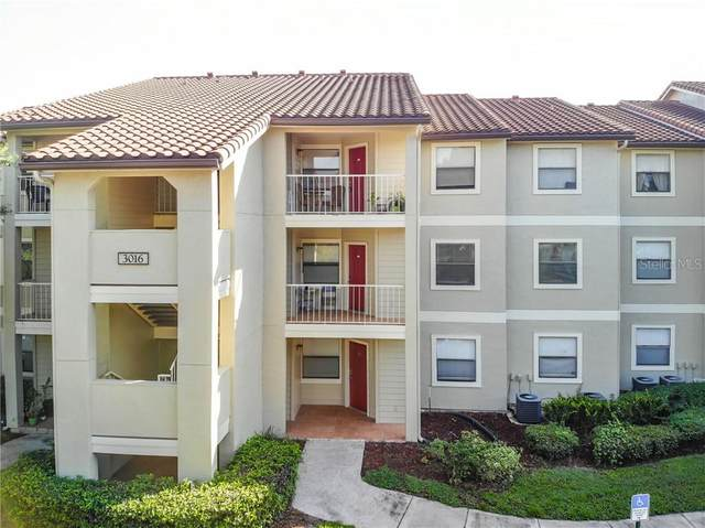 3016 Parkway Boulevard #203, Kissimmee, FL 34747 (MLS #O5883287) :: Team Bohannon Keller Williams, Tampa Properties
