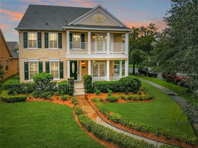 13135 Lake Live Oak Drive, Orlando, FL 32828 (MLS #O5884331) :: Team Bohannon Keller Williams, Tampa Properties