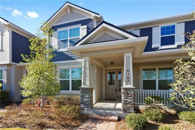 8387 Lovett Avenue, Orlando, FL 32832 (MLS #O5889622) :: The Light Team