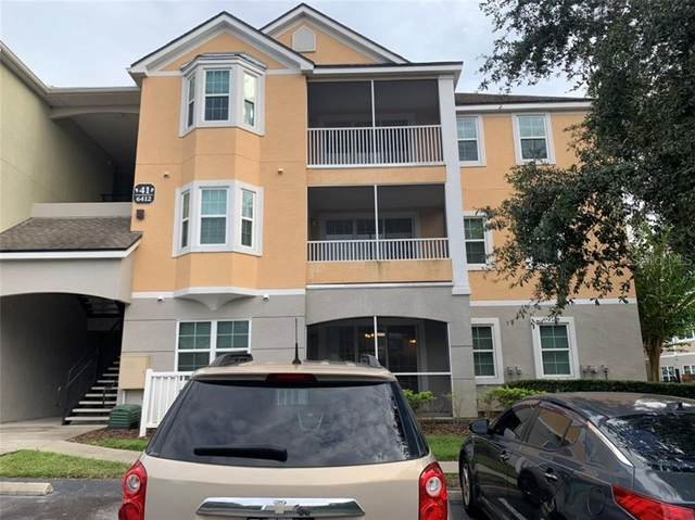6412 Queens Borough Avenue #115, Orlando, FL 32835 (MLS #O5891822) :: Your Florida House Team