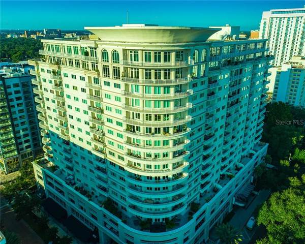 100 S Eola Drive #1408, Orlando, FL 32801 (MLS #O5892573) :: Premium Properties Real Estate Services