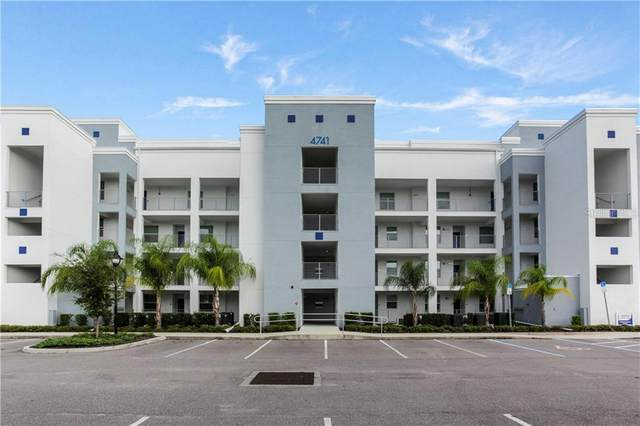 4741 Clock Tower Drive #305, Kissimmee, FL 34746 (MLS #O5893497) :: Positive Edge Real Estate