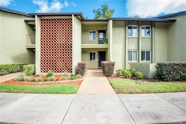 6 Escondido Circle #56, Altamonte Springs, FL 32701 (MLS #O5893513) :: The Light Team