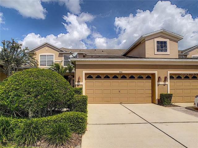 886 E Caneel Bay Terrace, Winter Springs, FL 32708 (MLS #O5893673) :: Florida Life Real Estate Group