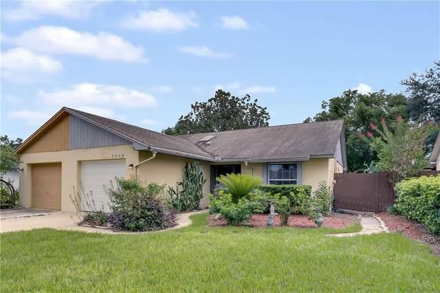 2449 Long Meadow Way, Orlando, FL 32817 (MLS #O5894168) :: Real Estate Chicks