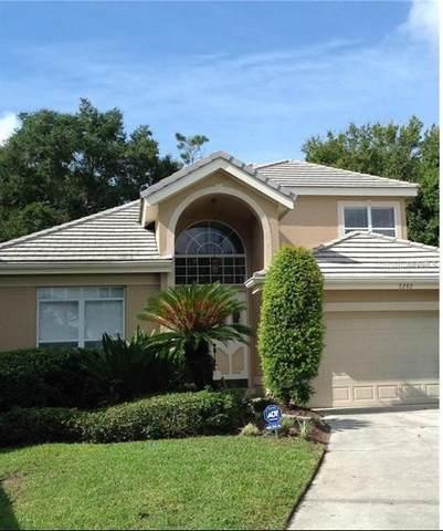 7292 Hawksnest Boulevard, Orlando, FL 32835 (MLS #O5895385) :: Griffin Group