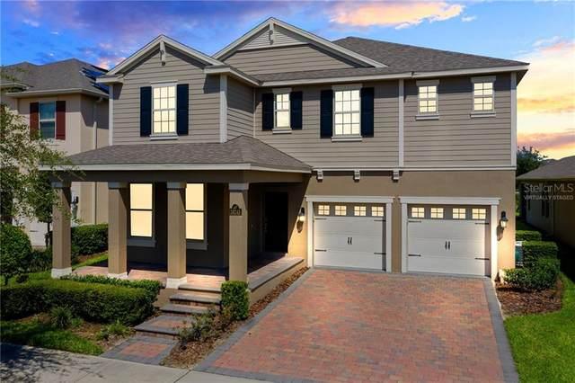 16245 Wind View Lane, Winter Garden, FL 34787 (MLS #O5895821) :: Tuscawilla Realty, Inc