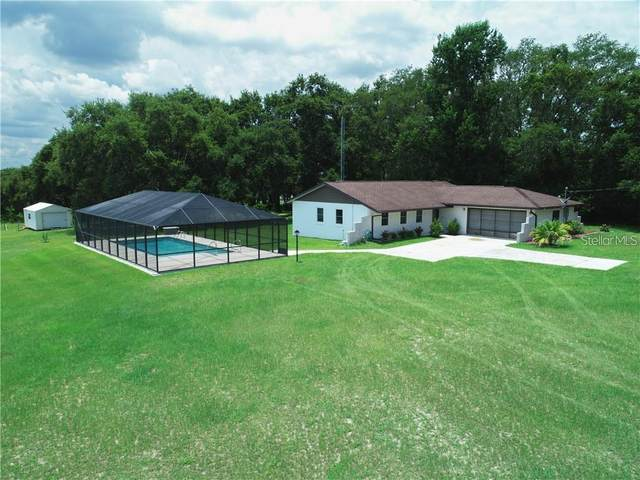 3130 Marion County Road, Weirsdale, FL 32195 (MLS #O5896314) :: The Duncan Duo Team