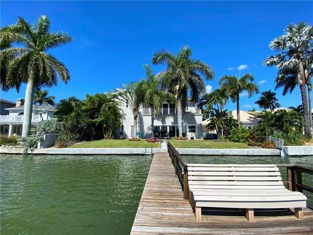 17081 Dolphin Drive, North Redington Beach, FL 33708 (MLS #O5896424) :: Lockhart & Walseth Team, Realtors