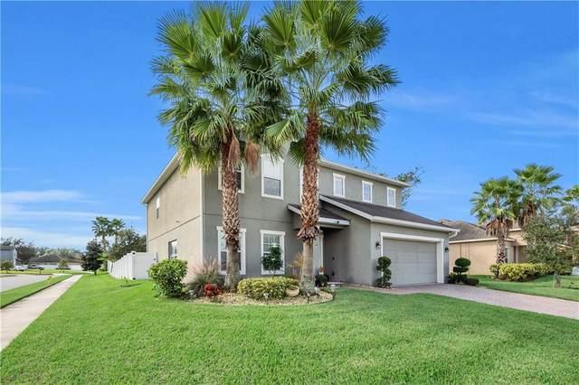 601 Grassy Stone Drive, Winter Garden, FL 34787 (MLS #O5900452) :: Keller Williams Realty Peace River Partners