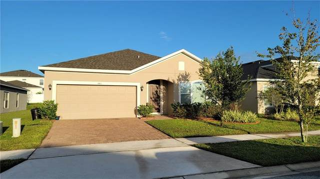 440 Kestrel Drive, Groveland, FL 34736 (MLS #O5901602) :: The Brenda Wade Team