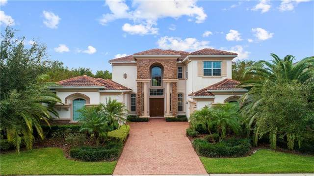 11415 Waterstone Loop Drive, Windermere, FL 34786 (MLS #O5902241) :: Young Real Estate