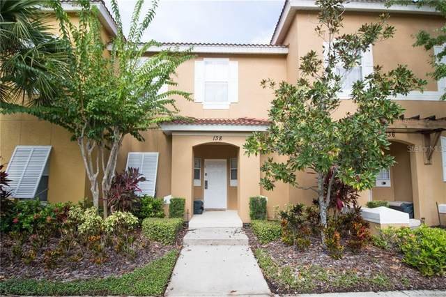 138 Pompano Beach Drive, Kissimmee, FL 34746 (MLS #O5902317) :: Pristine Properties