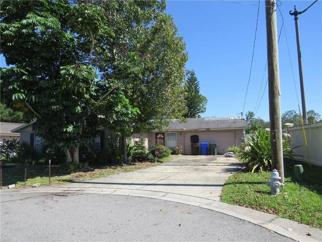 603 N Lavon Avenue, Kissimmee, FL 34741 (MLS #O5902515) :: Homepride Realty Services