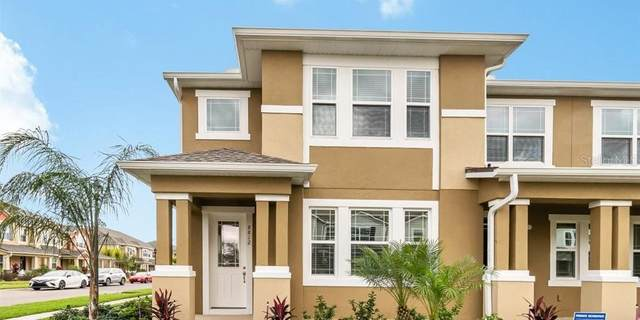 8812 Herencia Alley Lot 91, Windermere, FL 34786 (MLS #O5902786) :: Griffin Group