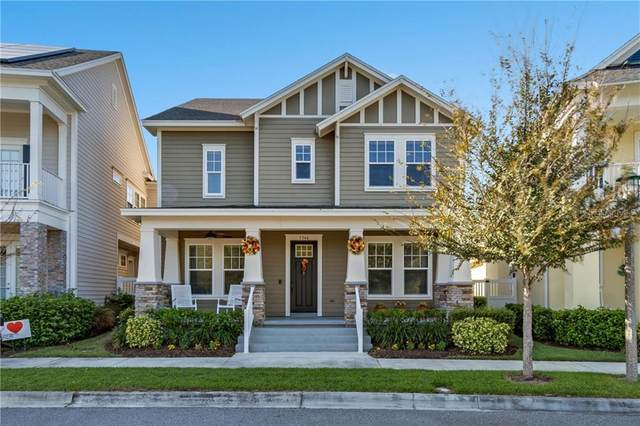 1346 Cap Rock Drive, Celebration, FL 34747 (MLS #O5903552) :: Prestige Home Realty
