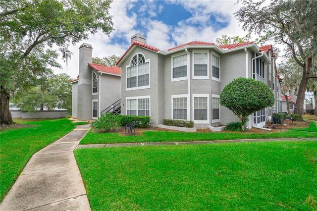 905 Northern Dancer Way #207, Casselberry, FL 32707 (MLS #O5905490) :: Positive Edge Real Estate