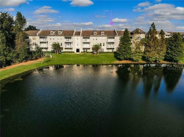 1230 Wright Circle #206, Celebration, FL 34747 (MLS #O5905705) :: Bustamante Real Estate
