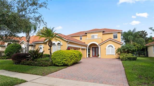11607 Via Lucerna Circle, Windermere, FL 34786 (MLS #O5907414) :: Griffin Group