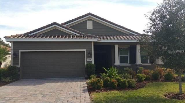 2226 Ellarose Circle, Sarasota, FL 34232 (MLS #O5907665) :: Pristine Properties