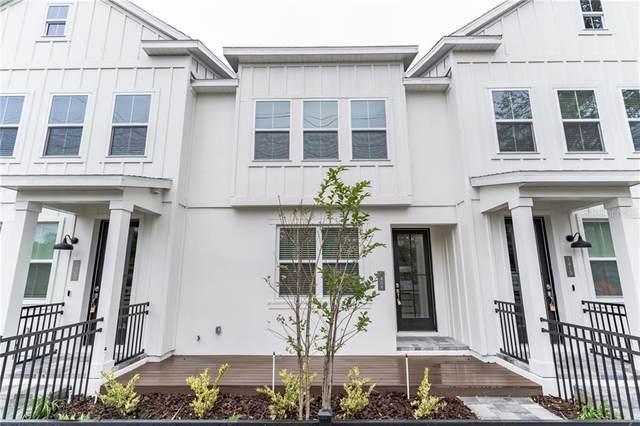 1409 E Michigan Street #1409, Orlando, FL 32806 (MLS #O5908696) :: The Hustle and Heart Group